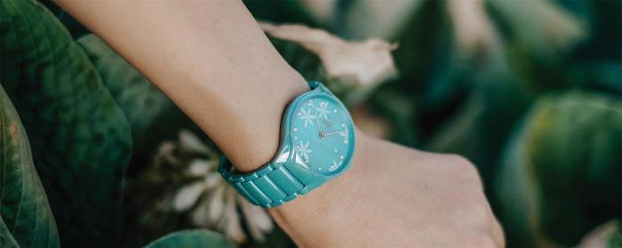 Rado瑞士雷达表推出全新True真系列花园腕表