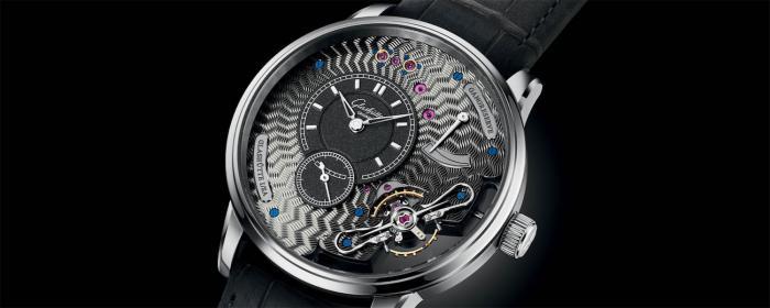 格拉苏蒂原创推出PanoInverse偏心机芯倒置限量版腕表