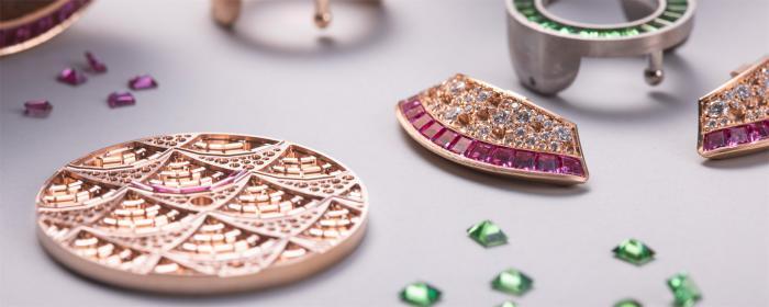 2021年日内瓦钟表日BVLGARI宝格丽Divina Mosaica系列推出三款全新腕表