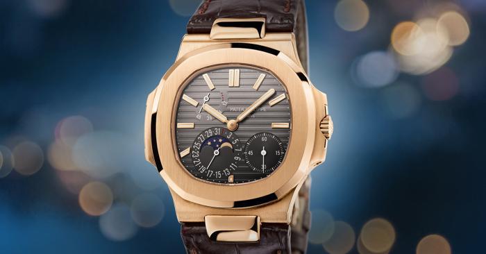 都是运动风手表,百达翡丽鹦鹉螺和爱彼皇家橡树,你更喜欢哪一个?