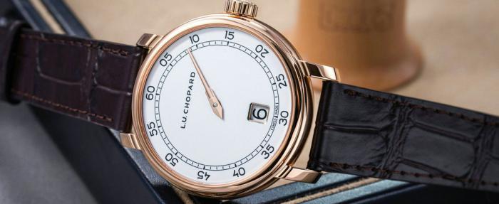 萧邦L.U.C Quattro Spirit 25腕表——一针一窗一世界