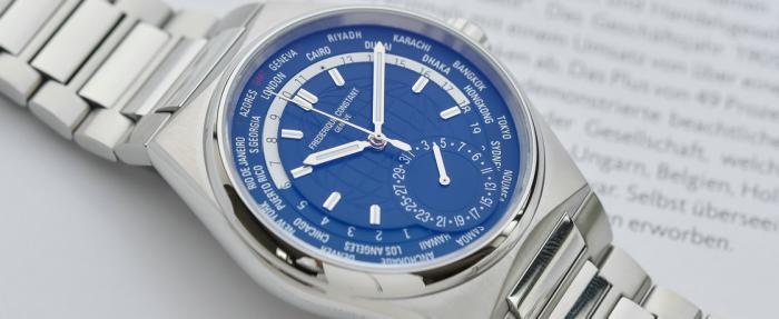 康斯登Highlife系列世界时腕表——一款必然会出现的作品