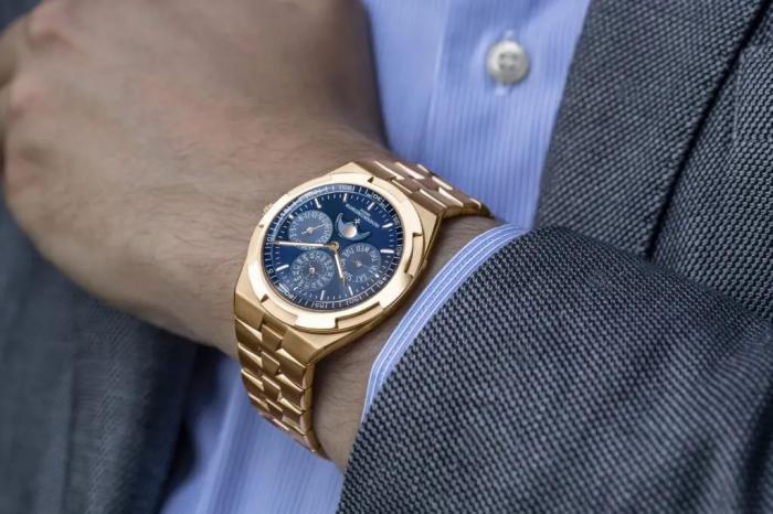 男人的气质是靠什么撑起的?手表,不可或缺