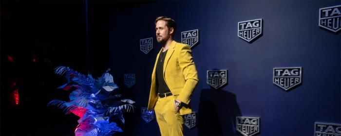TAG HEUER泰格豪雅在比弗利山庄庆祝瑞恩·高斯林(RYAN GOSLING) 成为新晋品牌大使