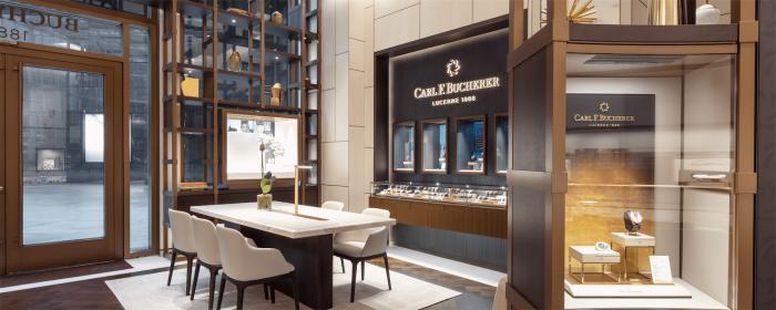 宝齐莱推出限量版腕表庆祝纽约麦迪逊57街的全新精品专卖店盛大开业