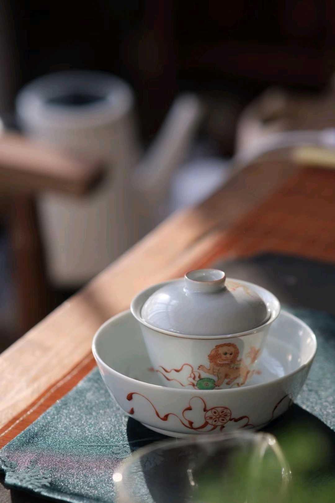 新的一年换新的茶器