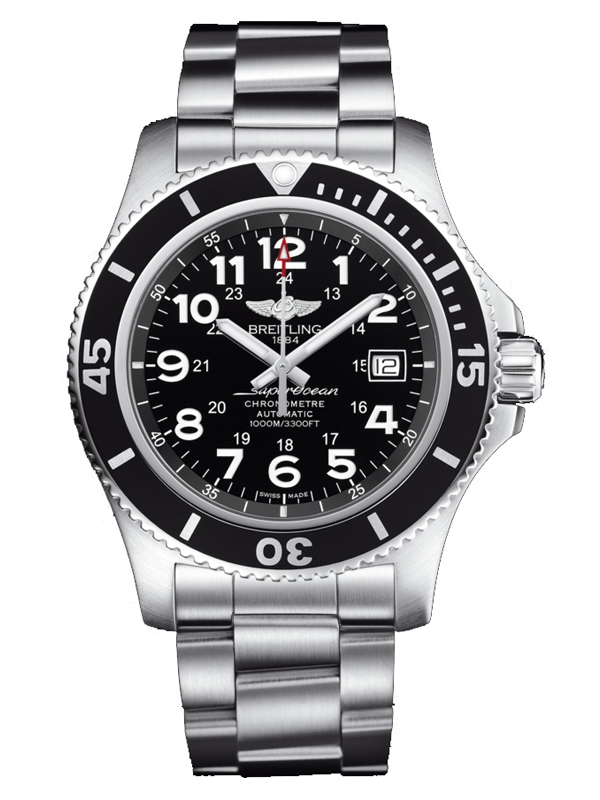 百年灵超级海洋系列A17392D7/BD68/162A腕表