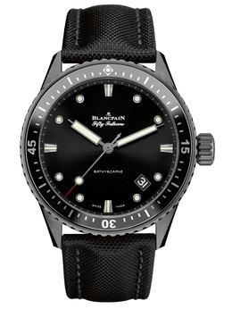 宝珀五十噚5000-0130-B52-B深潜器潜水