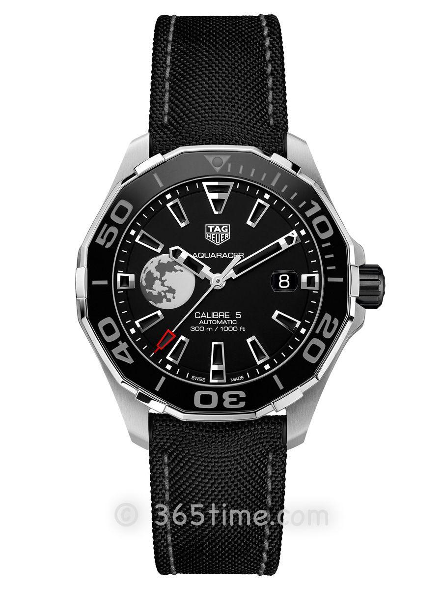 泰格豪雅Aquaracer Calibre 5 自动腕表WAY201J.FC6370