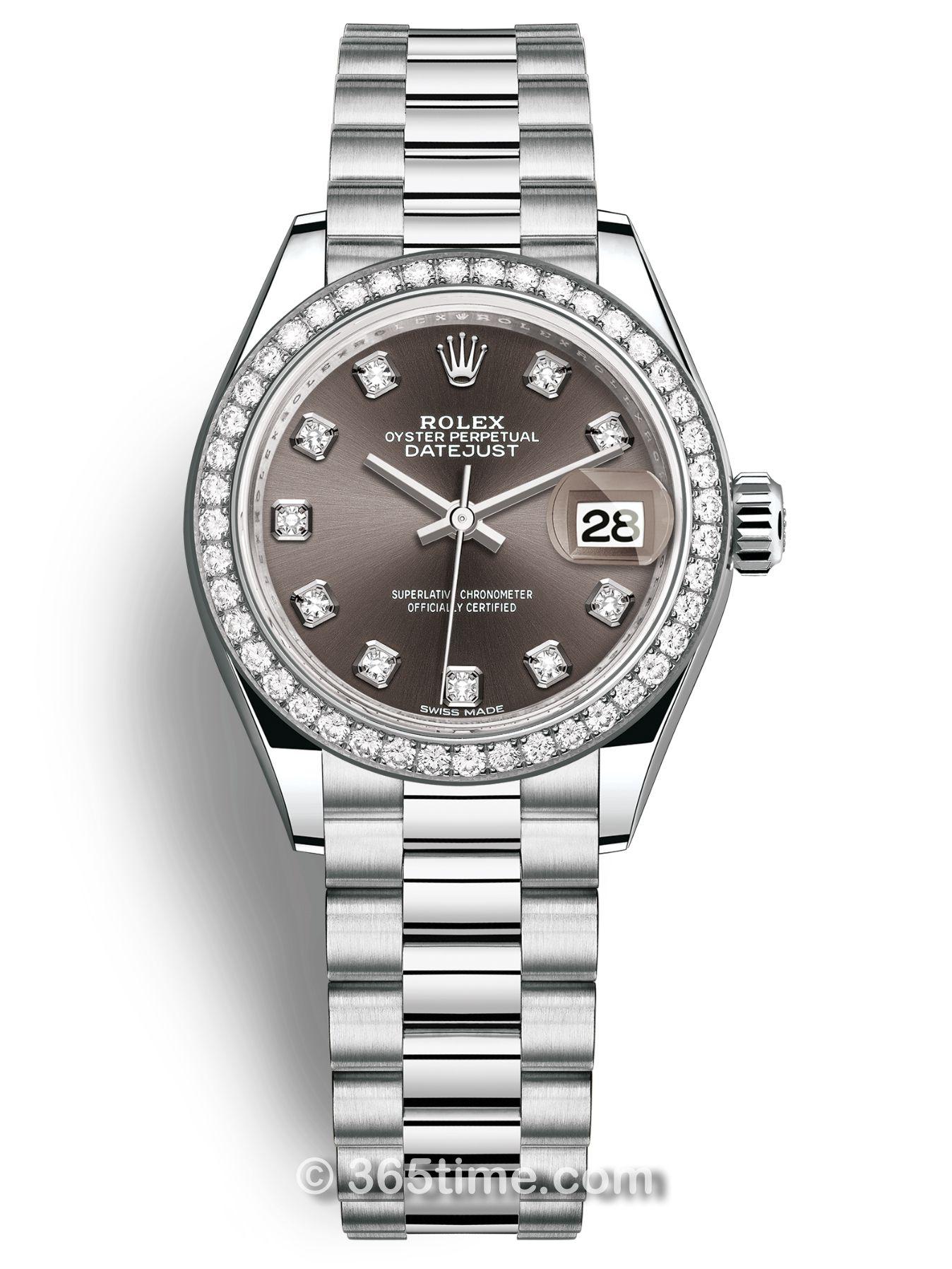 Rolex劳力士女装日志型28手表279136RBR-0011
