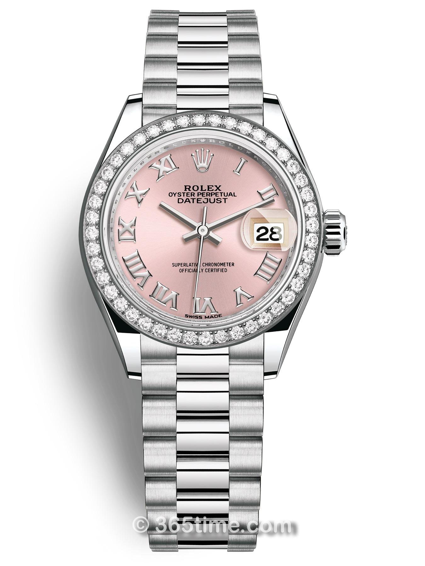 Rolex劳力士女装日志型28手表279136RBR-0012