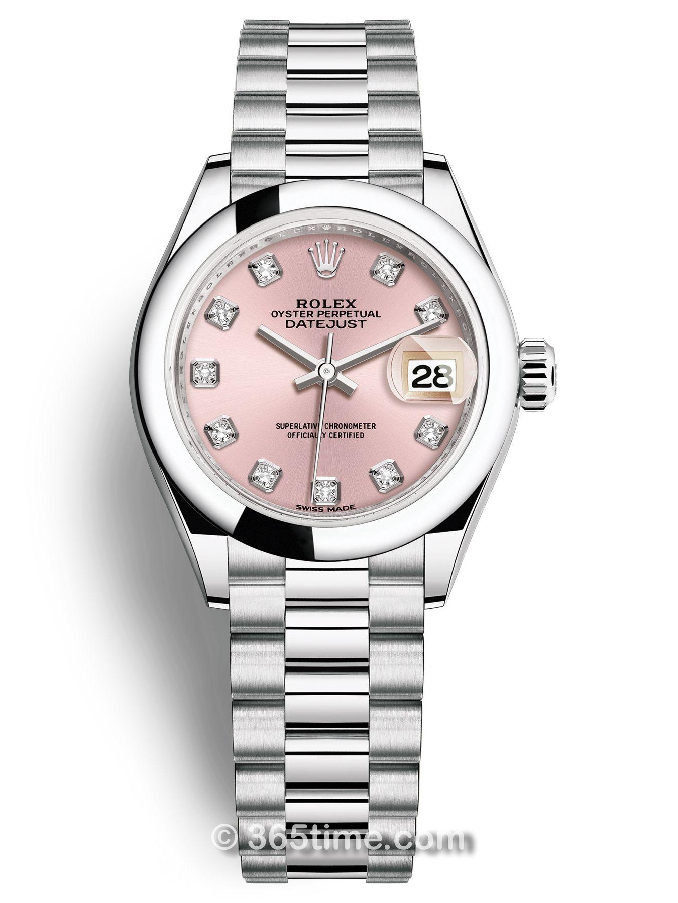 Rolex劳力士女装日志型28手表279166-0005