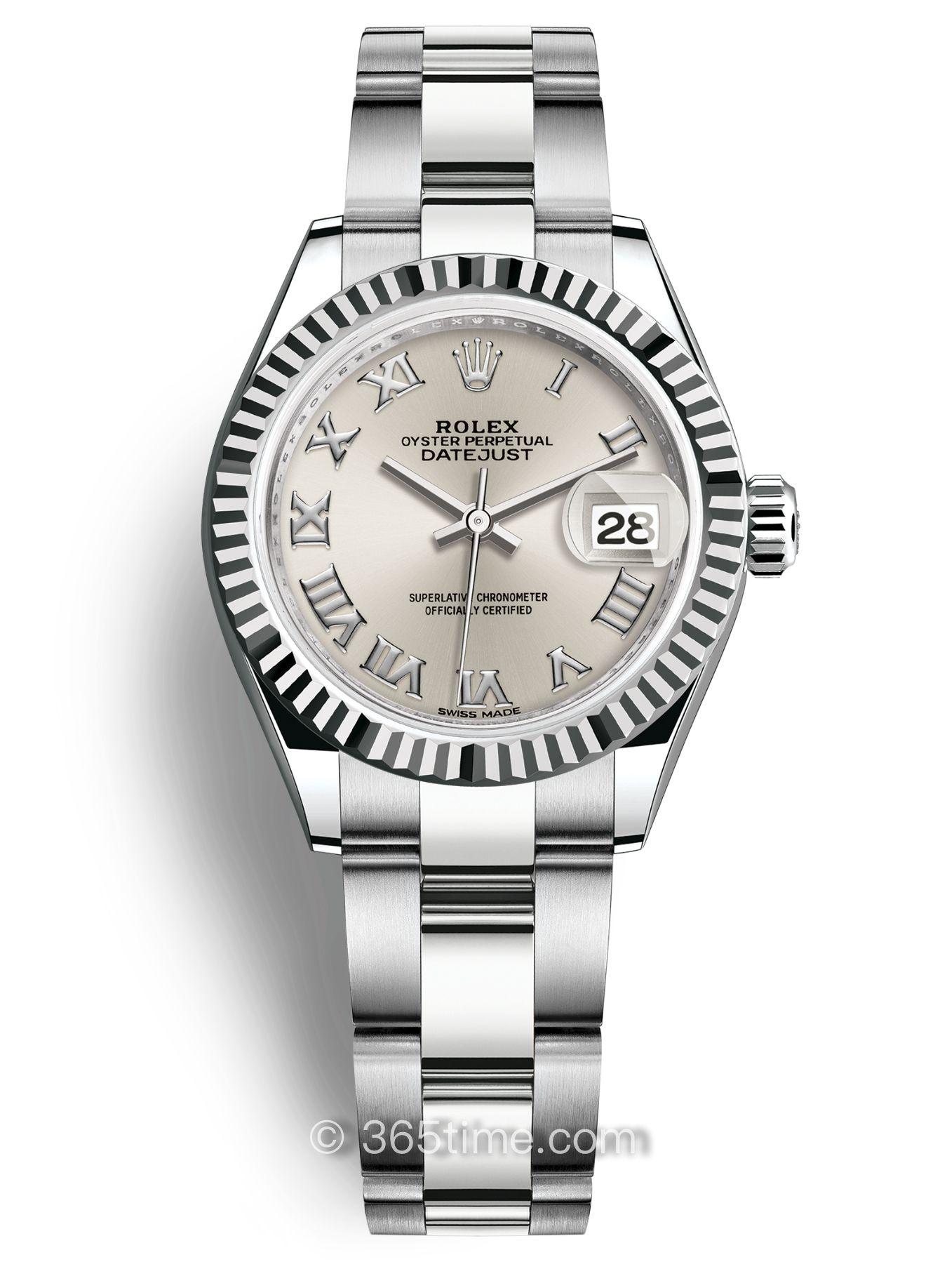 Rolex劳力士女装日志型28手表279174-0008