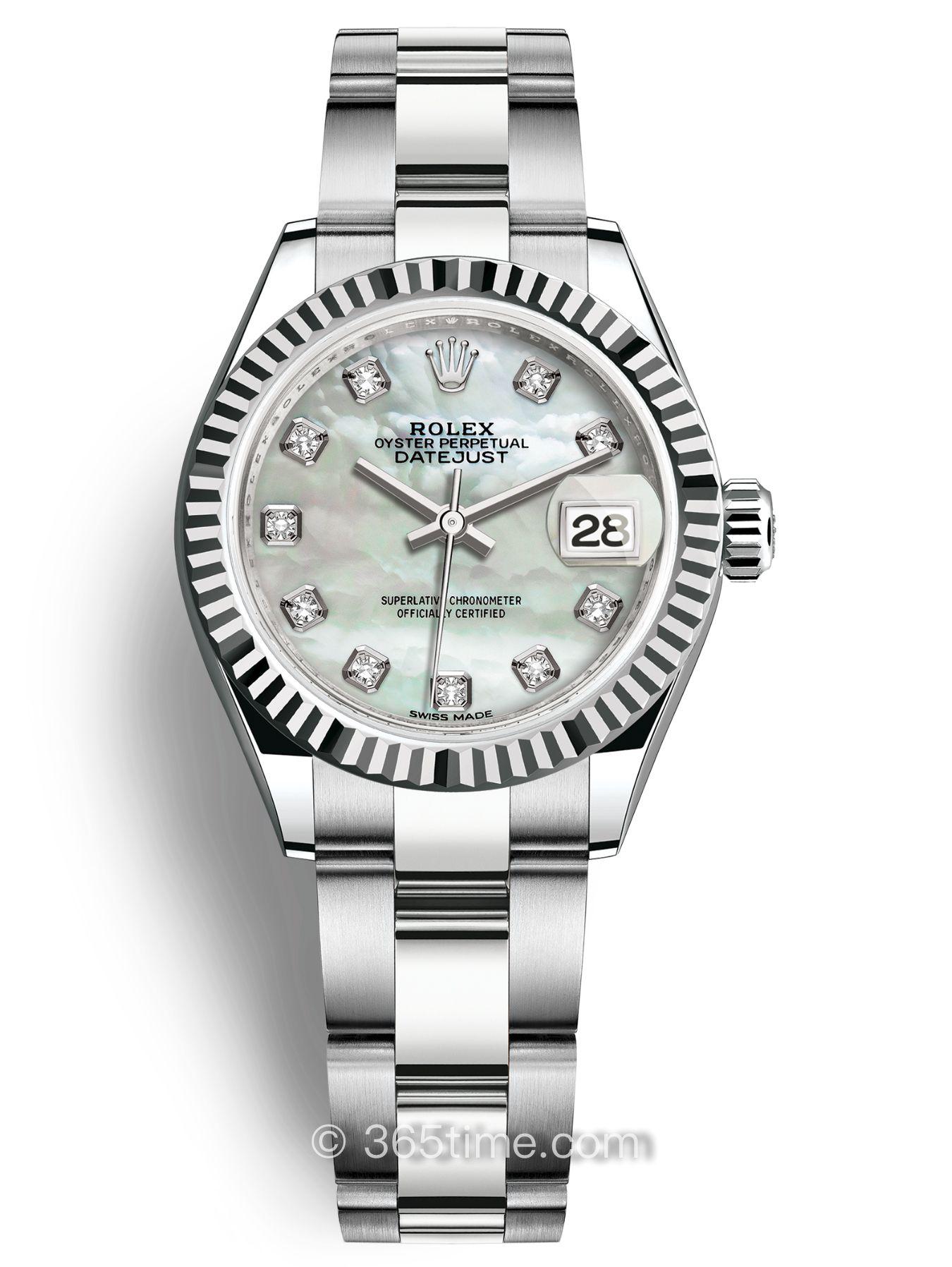 Rolex劳力士女装日志型28手表279174-0010