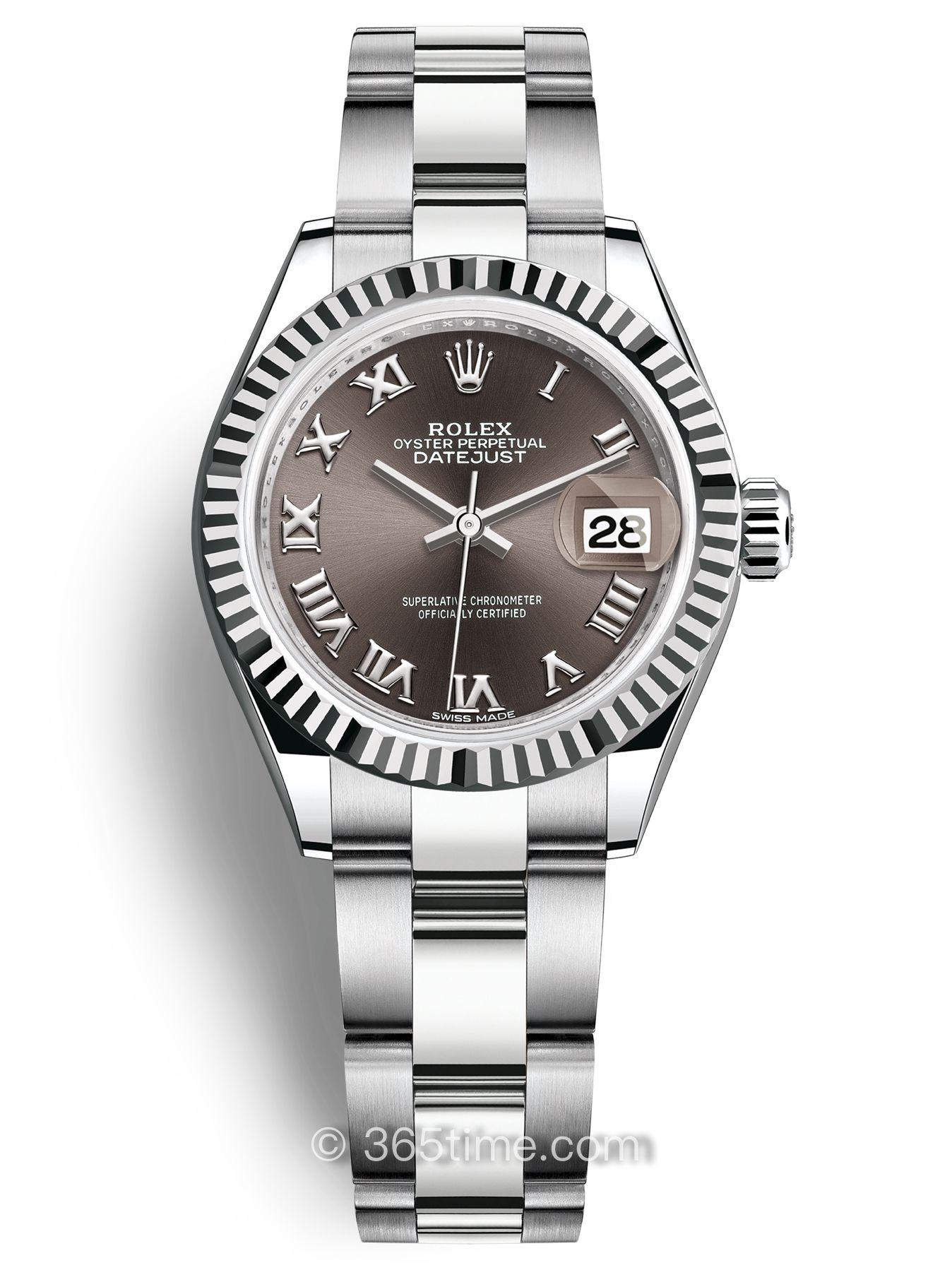 Rolex劳力士女装日志型28手表279174-0014