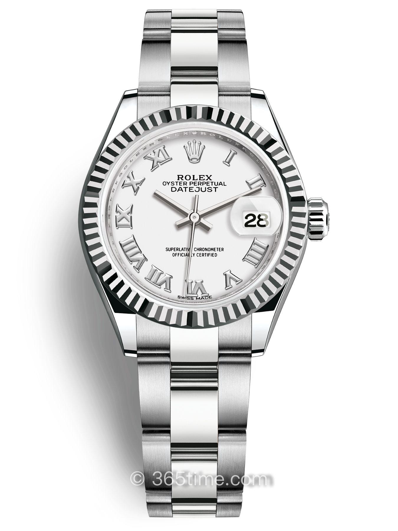 Rolex劳力士女装日志型28手表279174-0020