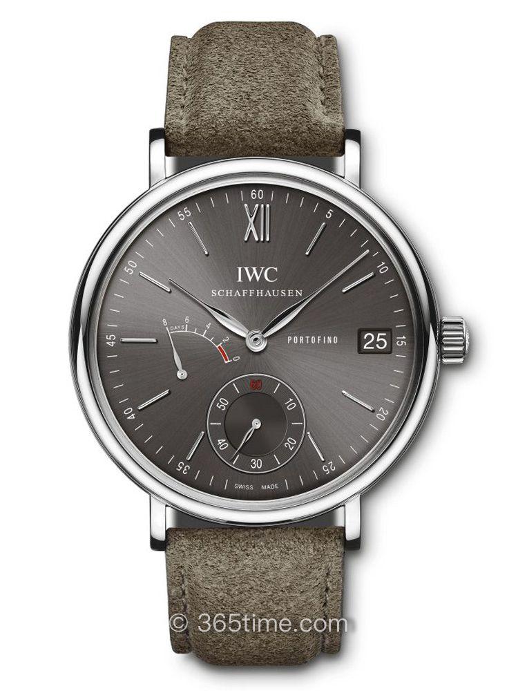万国柏涛菲诺手动上链八日动力储备腕表IW510115