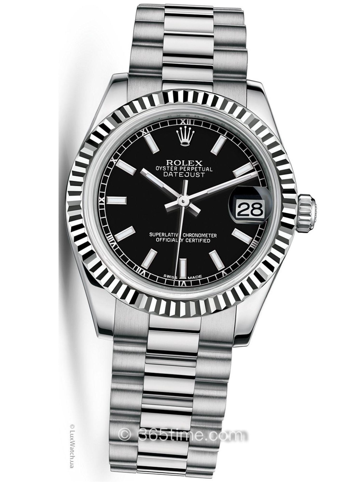劳力士女装日志型31腕表178279-0054