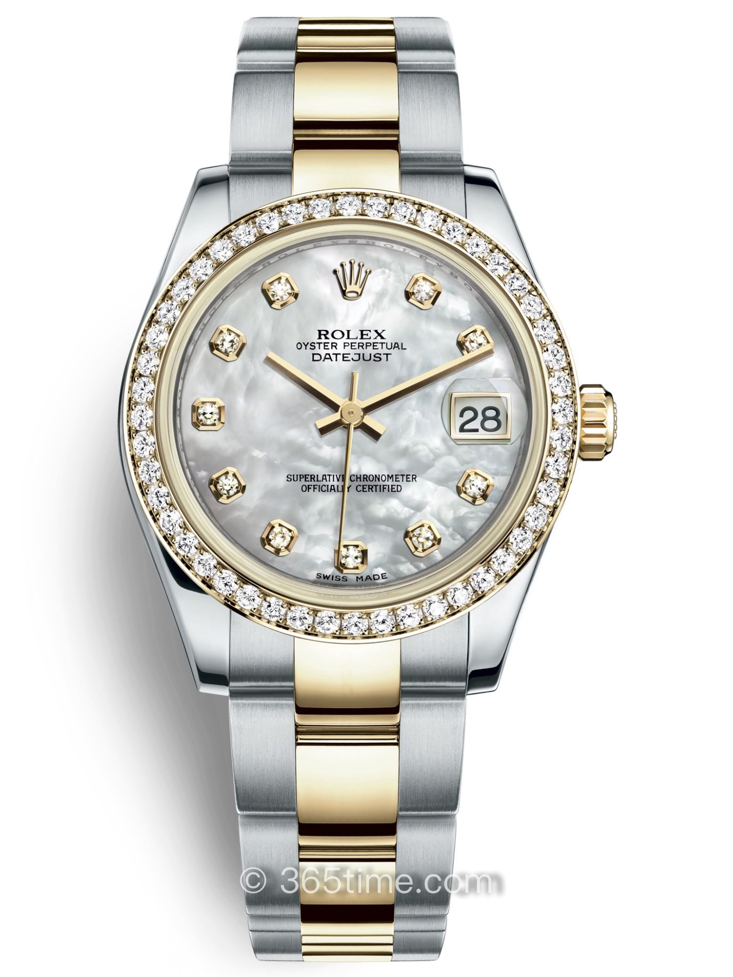 Rolex劳力士女装日志型31腕表178383-0020