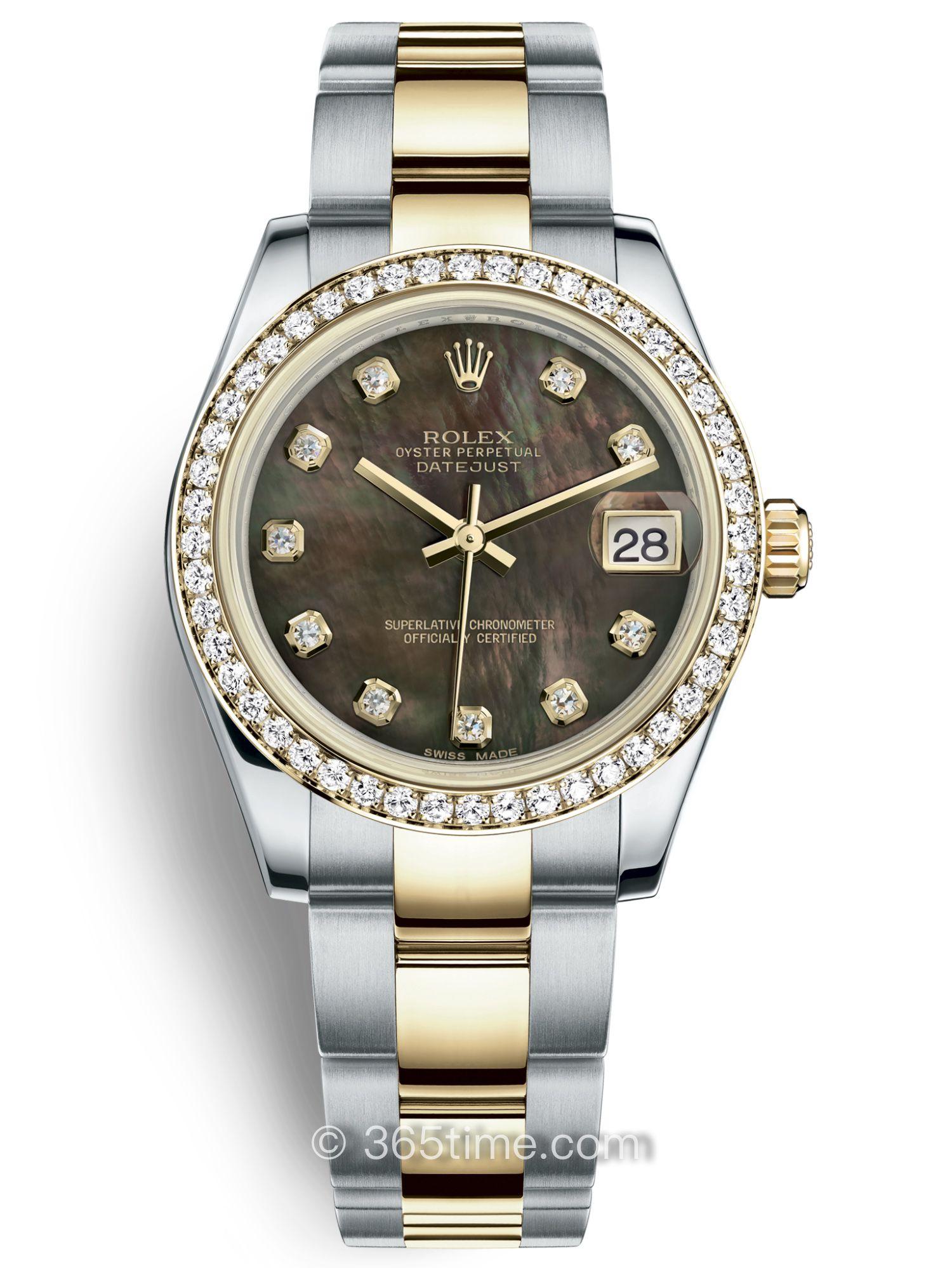 Rolex劳力士女装日志型31腕表178383-0021