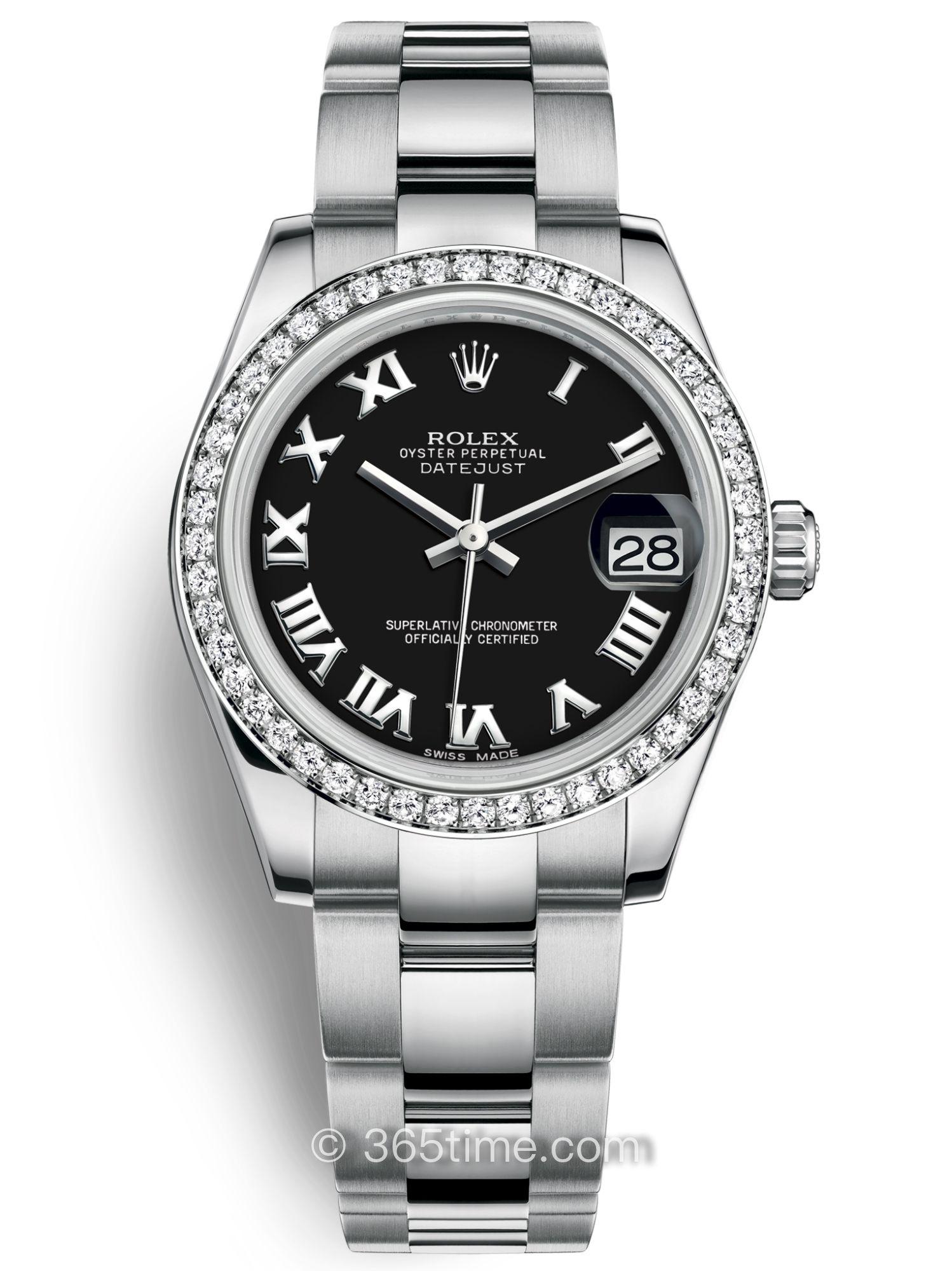 Rolex劳力士女装日志型31178384-0055