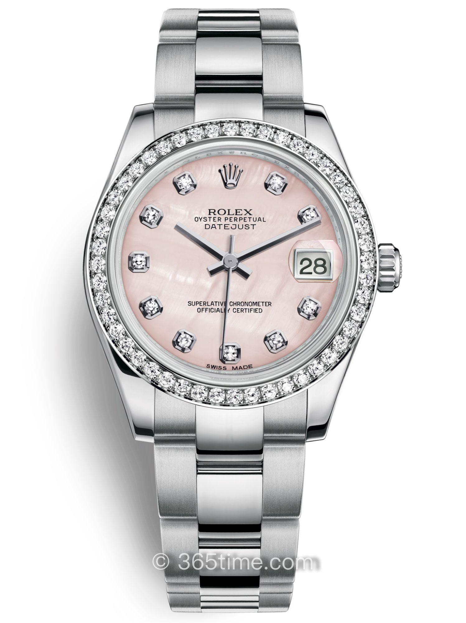 Rolex劳力士女装日志型31178384-0061