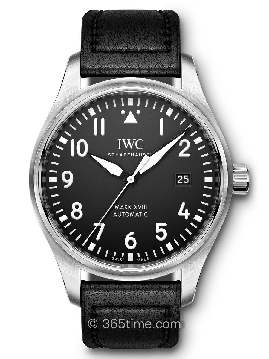 IWC万国表飞行员系列马克十八IW327009