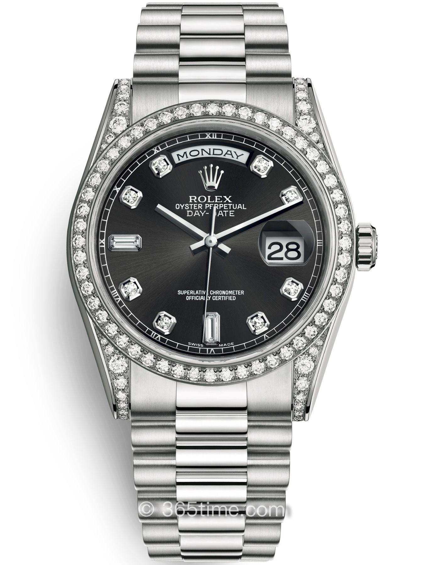 Rolex劳力士星期日历型36腕表118389-0013