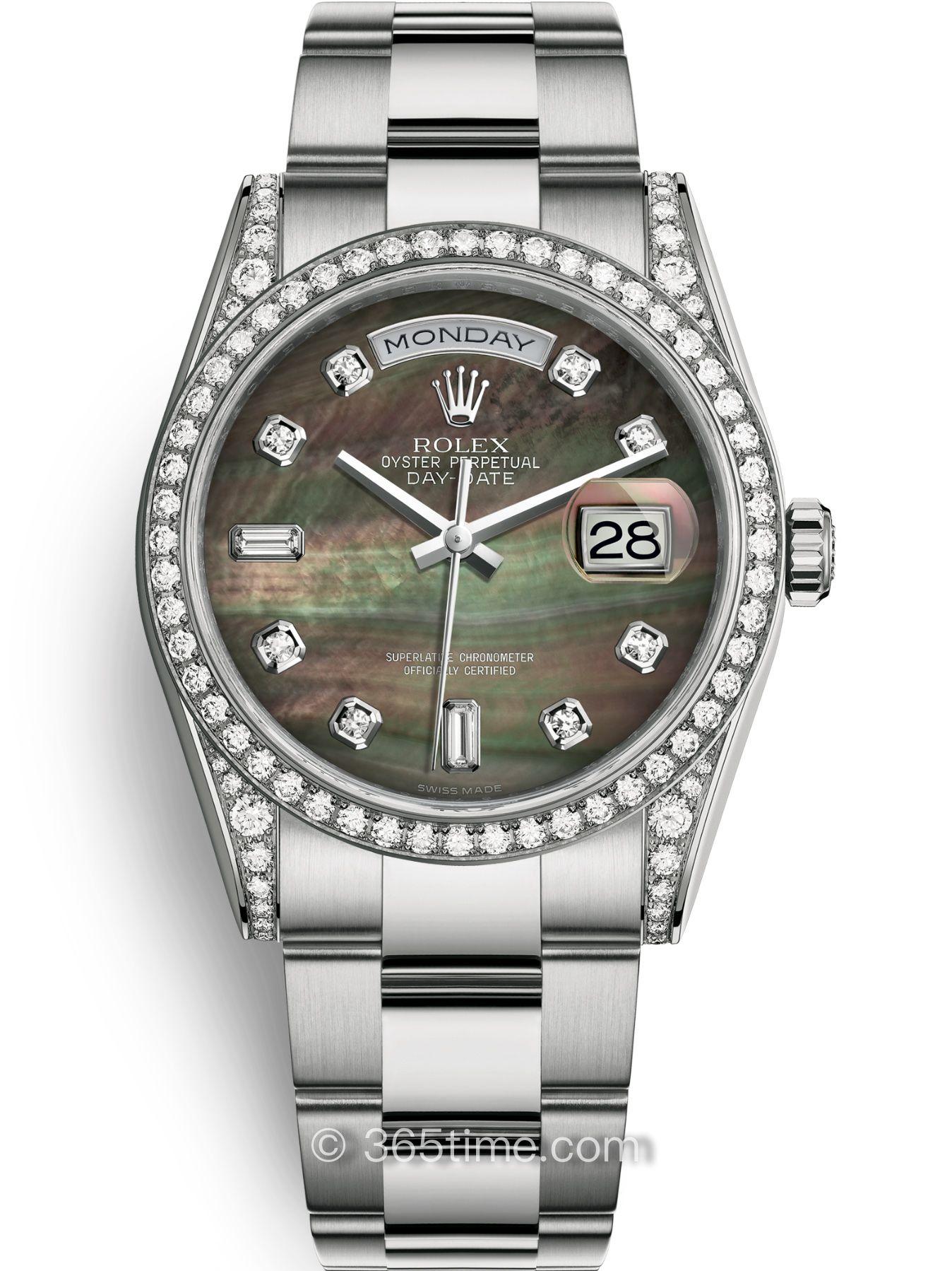 Rolex劳力士星期日历型36腕表118389-0057