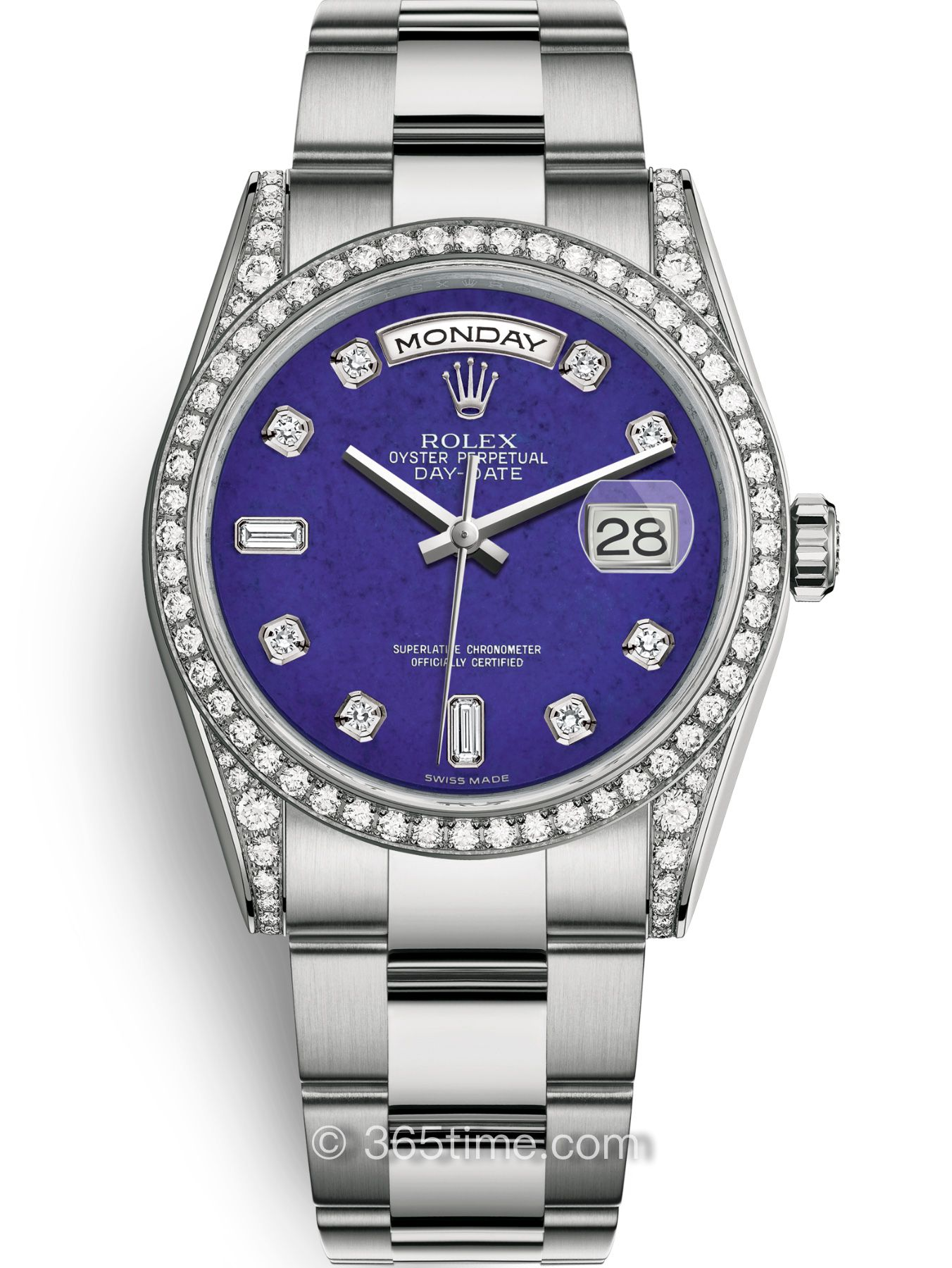 Rolex劳力士星期日历型36腕表118389-0086
