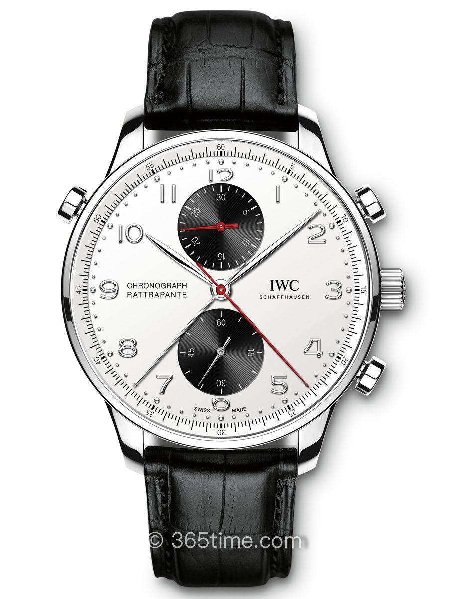 IWC万国表葡萄牙系列追针计时IW371220