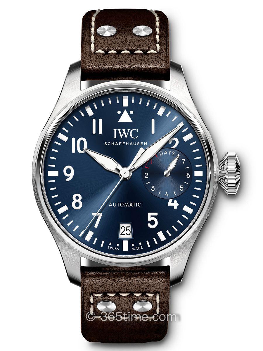 IWC万国表大型飞行员小王子特别版IW501002
