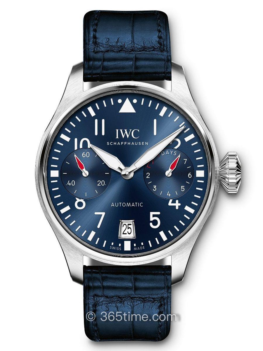 IWC万国表飞行员系列大型飞行员表IW501008