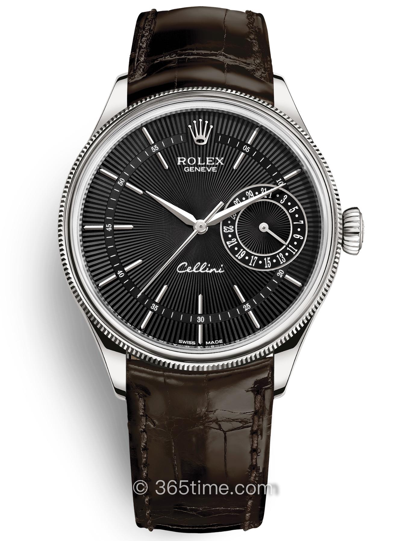Rolex劳力士切利尼日历型腕表50519-0014