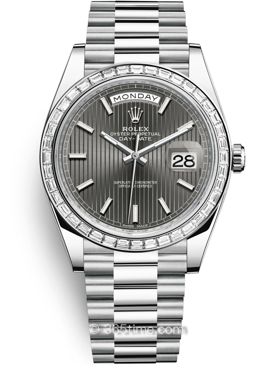 Rolex劳力士星期日历型40腕表228396tbr-0023