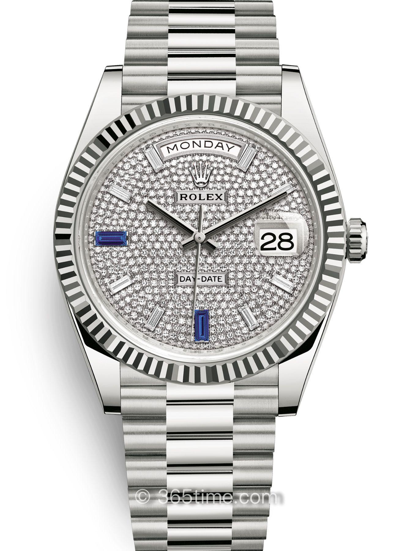 Rolex劳力士星期日历型40手表228239-0049