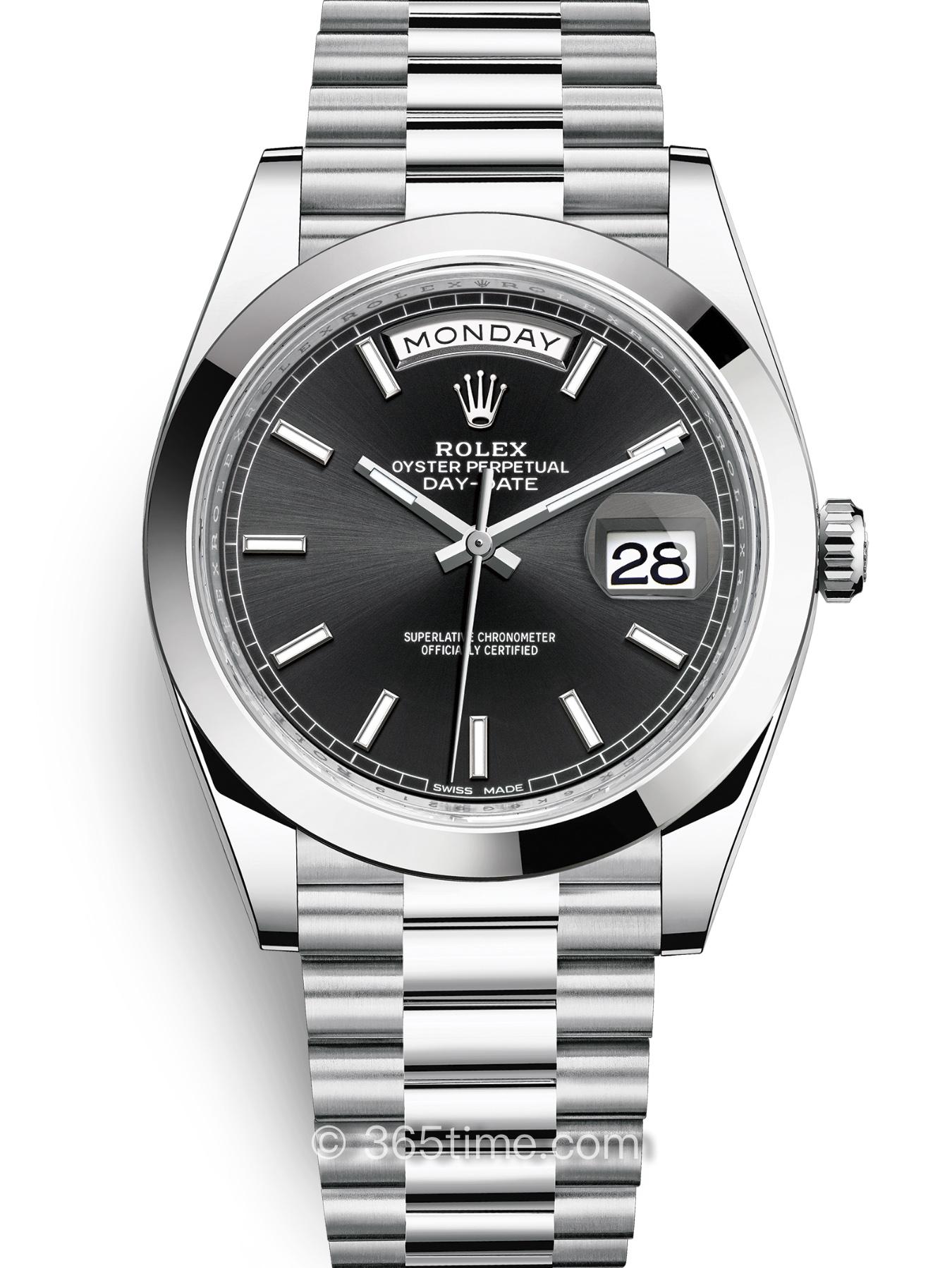 Rolex劳力士星期日历型40手表228206-0031