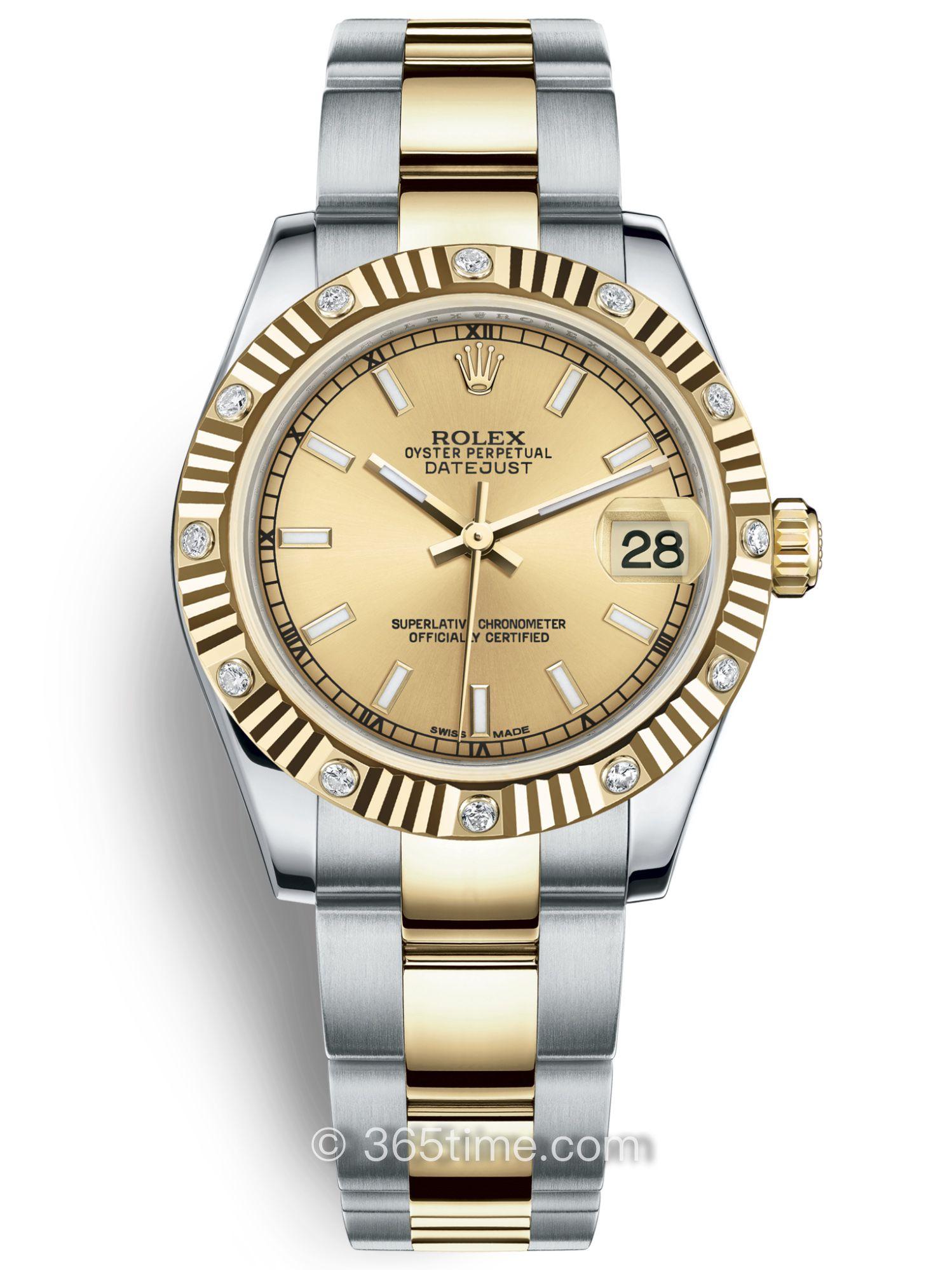 Rolex劳力士女装日志型31178313-0017