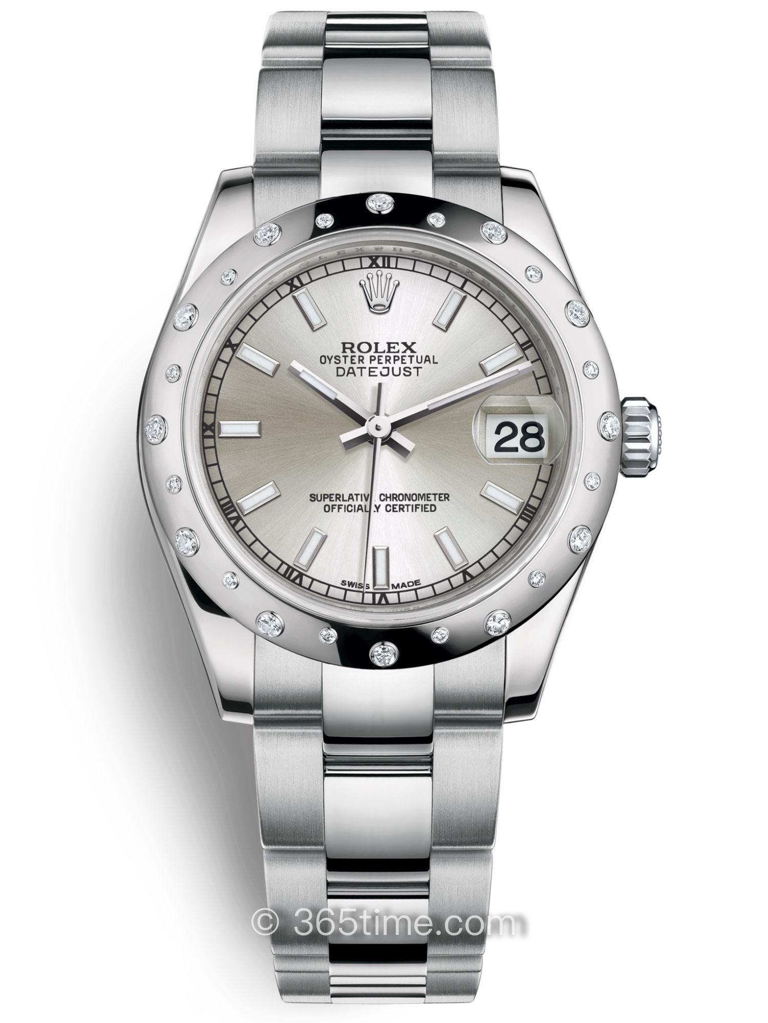 Rolex劳力士女装日志型31腕表178344-0026