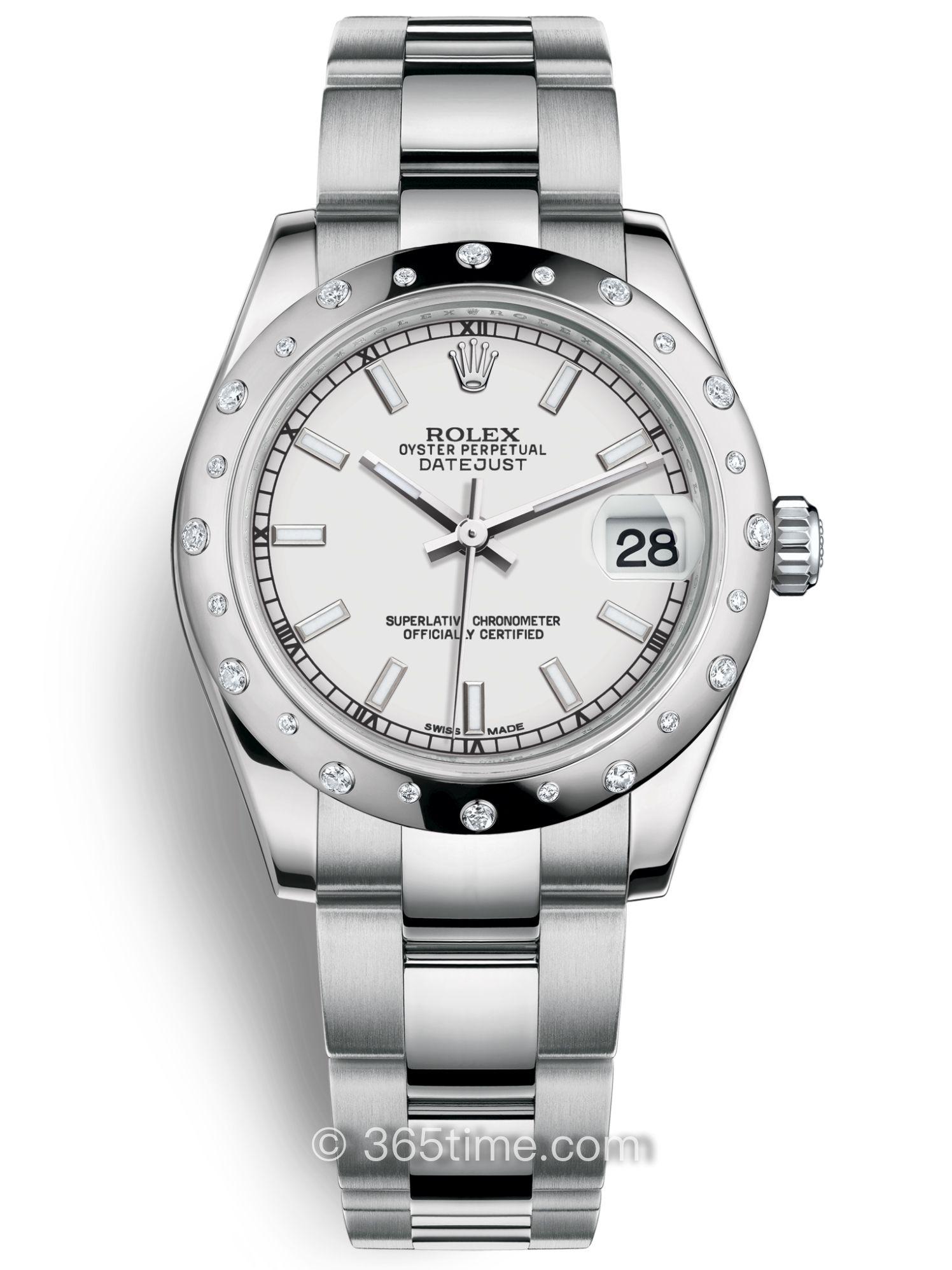Rolex劳力士女装日志型31178344-0051