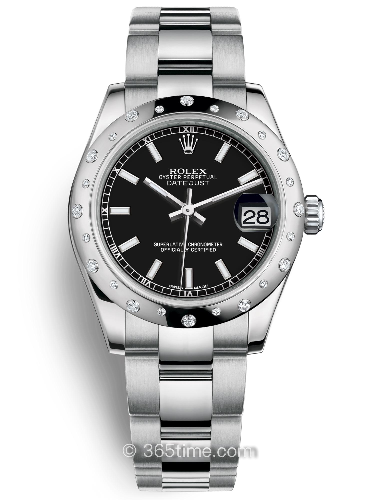 Rolex劳力士女装日志型31腕表178344-0057