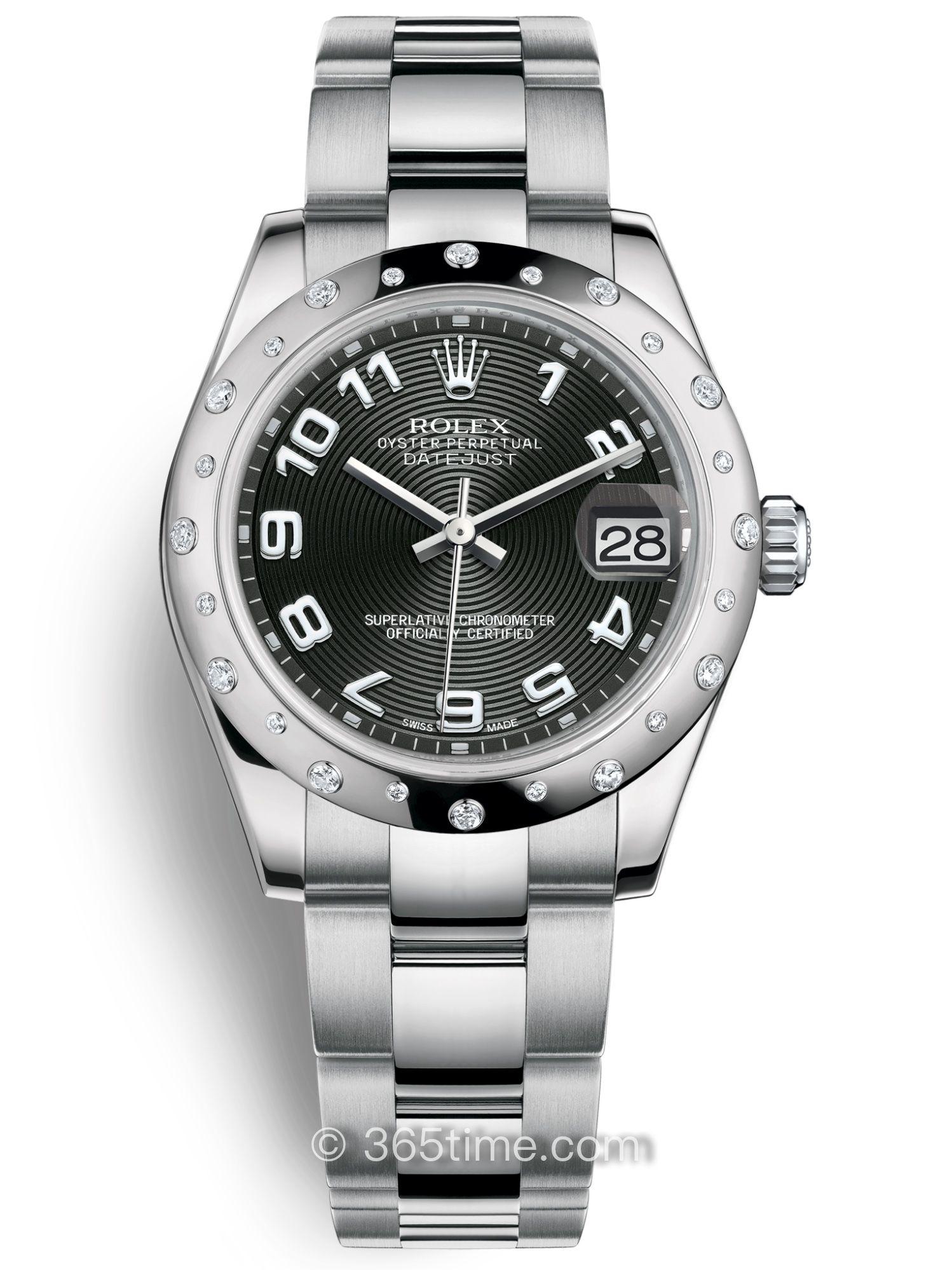 Rolex劳力士女装日志型31178344-0058