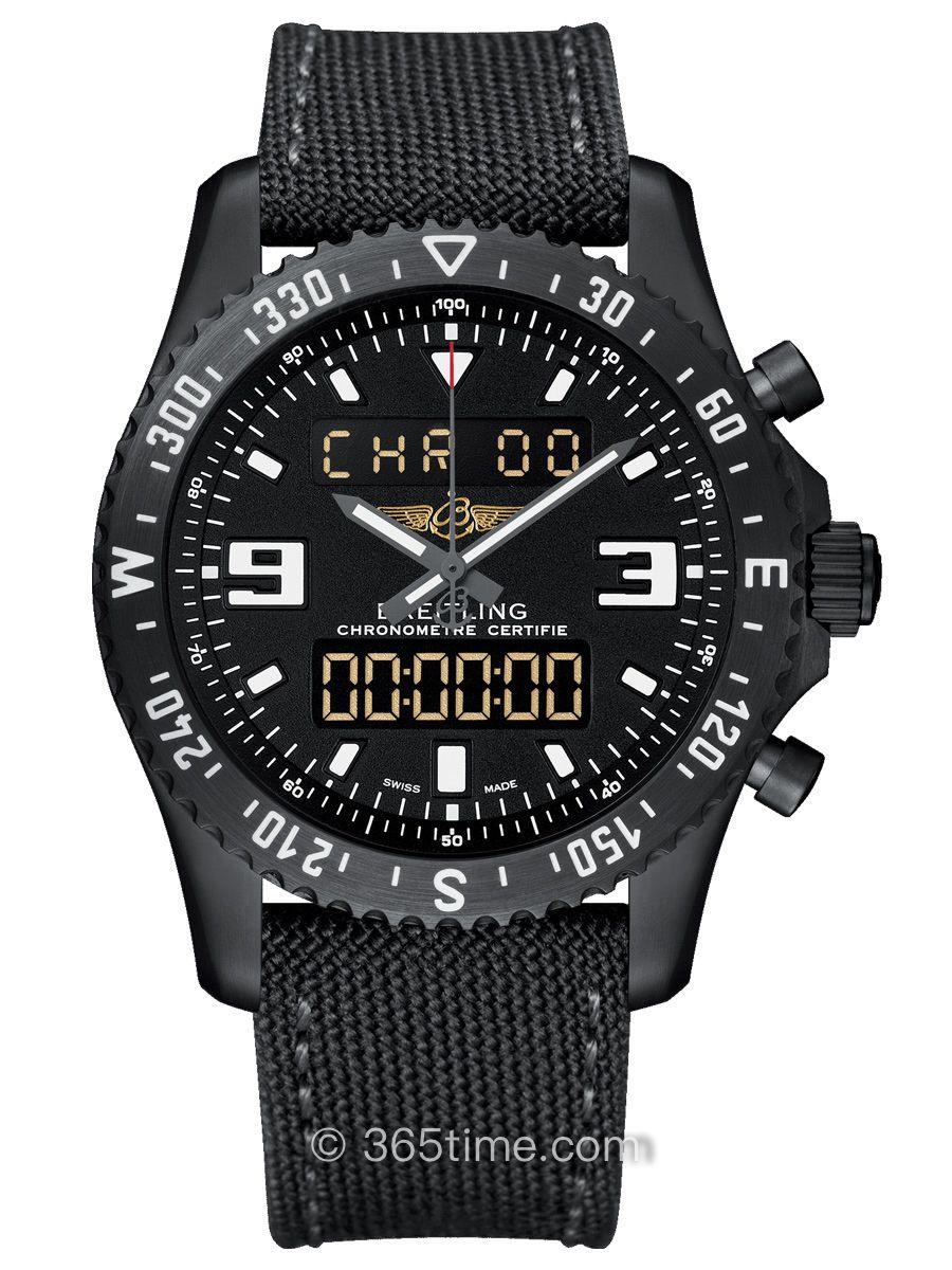 百年灵专业系列太空计时腕表军用版V76325AY/A789/259S/V20DSA.2