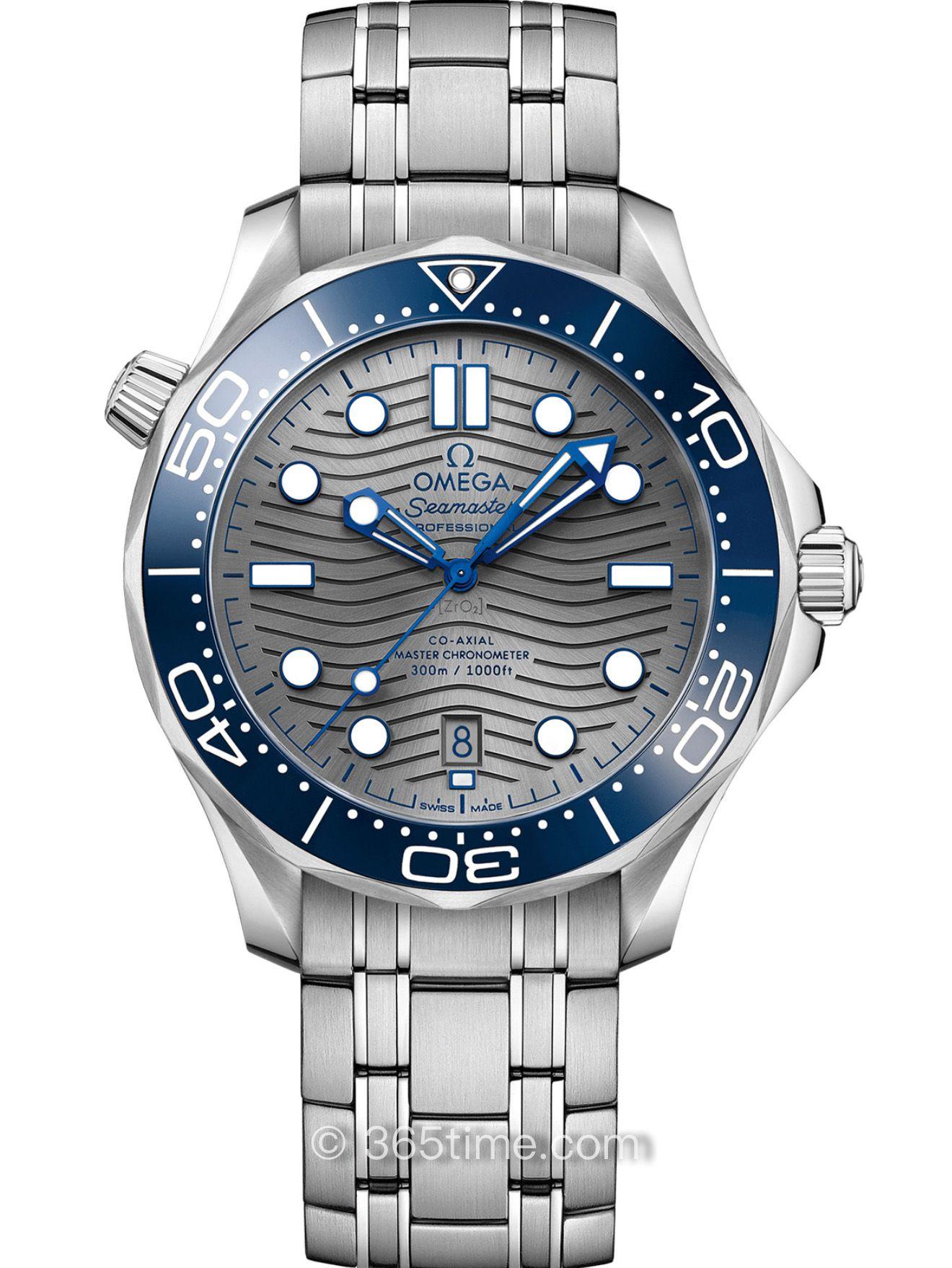 Omega欧米茄海马300米潜水至臻天文台腕表210.30.42.20.06.001