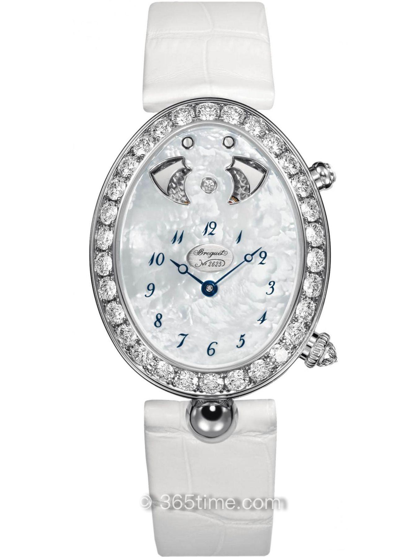 宝玑那不勒斯皇后系列8978BB/58/974 D00D腕表