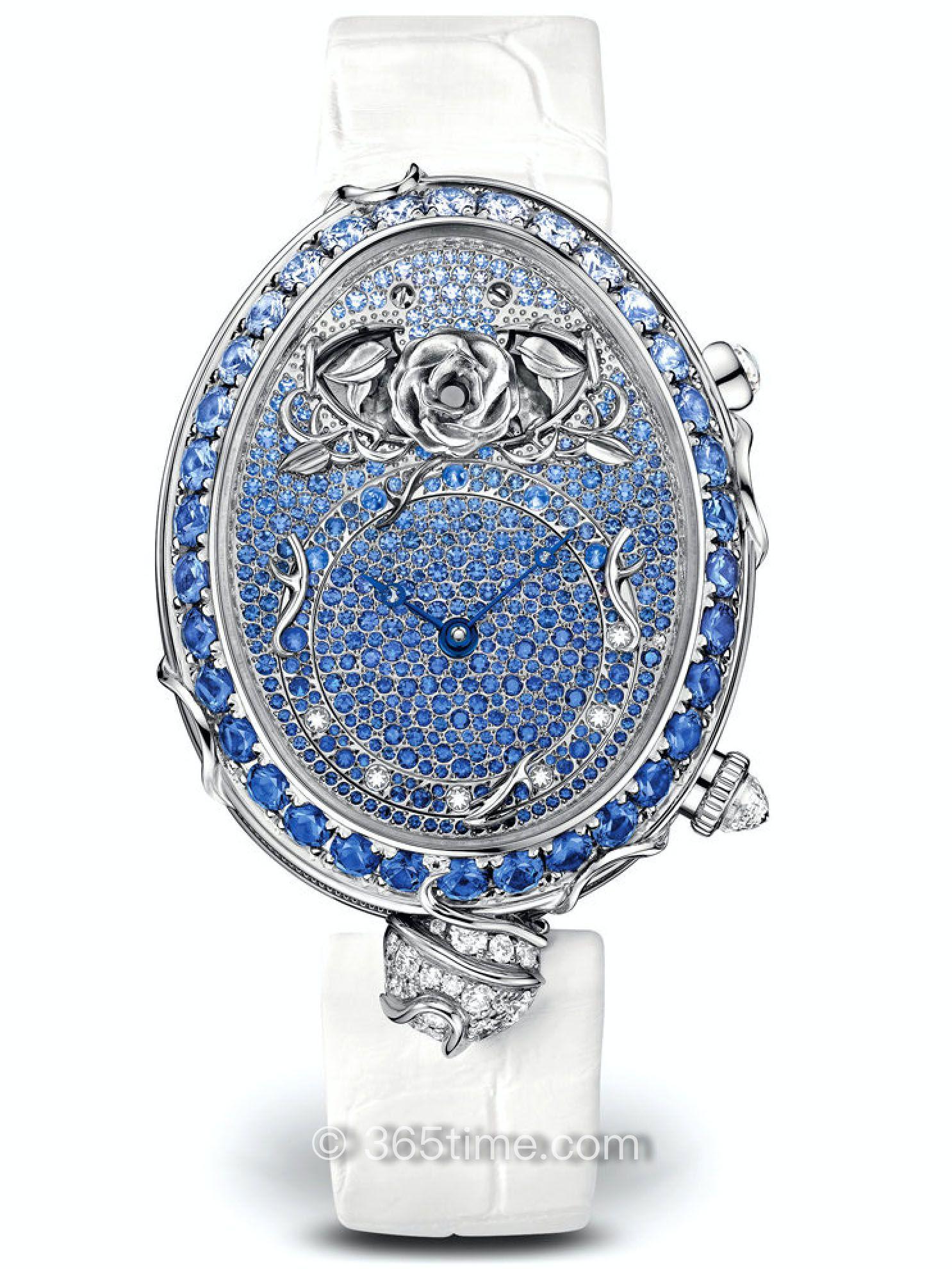 宝玑那不勒斯皇后系列8973BB/6S/8H4/SD0D腕表