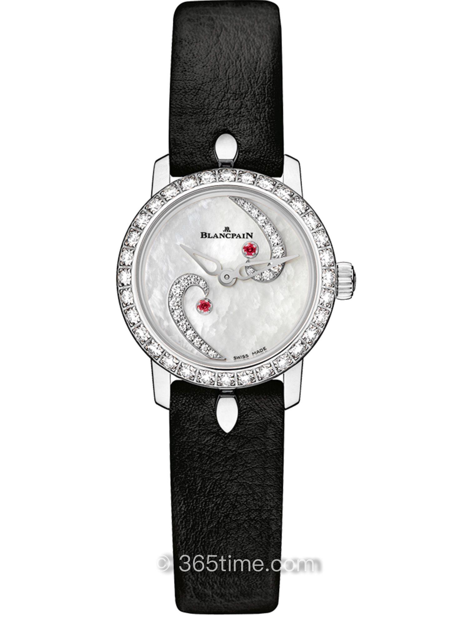 宝珀女士腕表系列女装超薄腕表0063A-1954-63A
