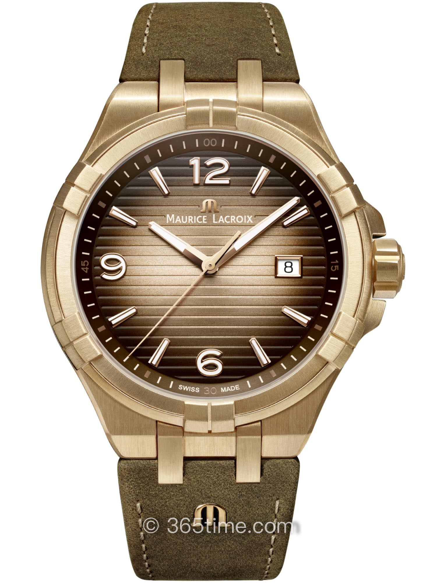 艾美表AIKON系列青铜腕表AI1028-BRZ01-720-1