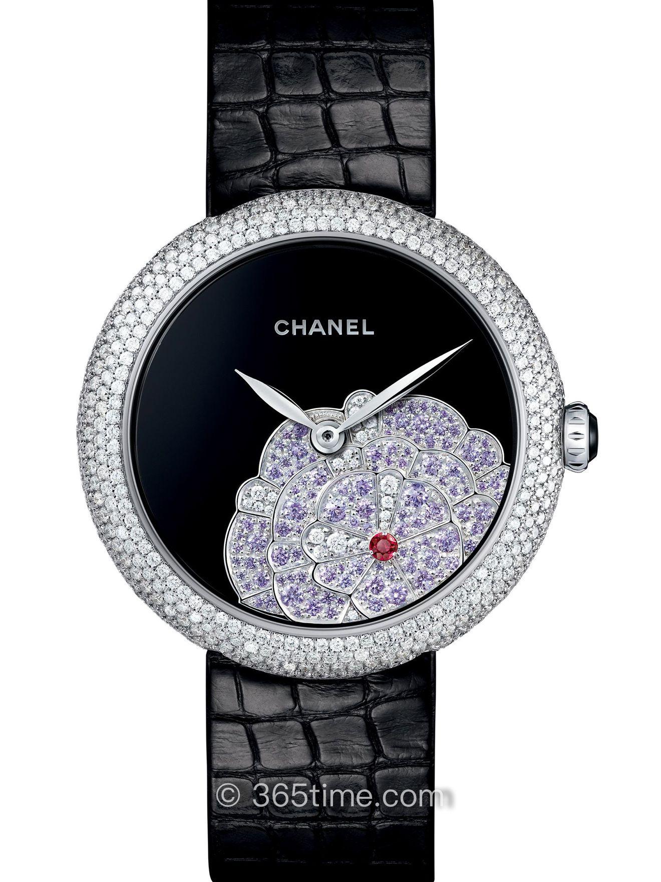 Chanel香奈儿MADEMOISELLE PRIVÉ腕表H3468