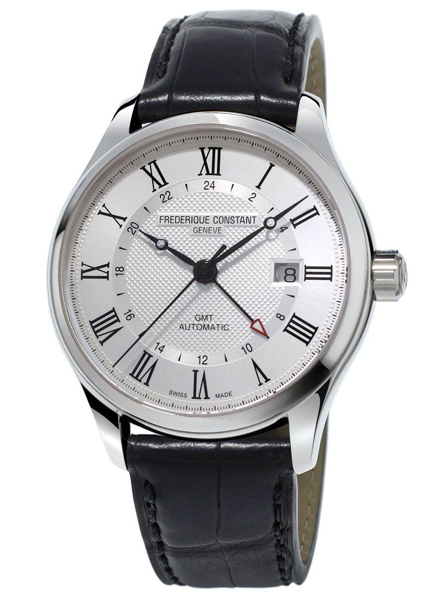 康斯登百年经典系列GMT腕表FC-225ST5B6